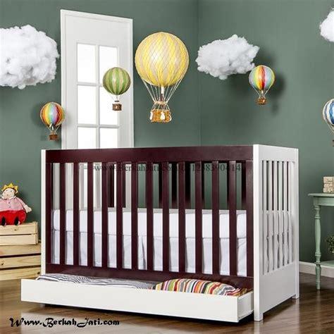 Tempat Tidur Bayi Yang Ada Kelambunya box bayi minimalis murah jari jari berkah jati furniture berkah jati furniture