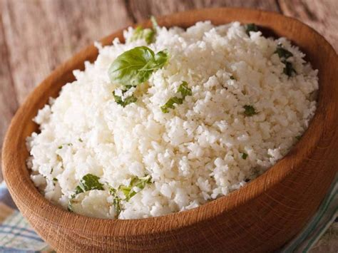 5 best white rice substitutes organic facts