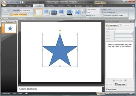 car tyre animation in powerpoint 2007 tamil part 1 youtube