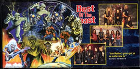 iron maiden best of the beast iron maiden best of the beast album cd records