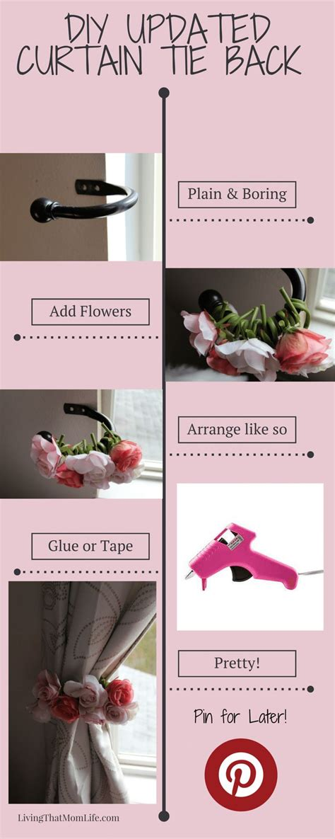 curtain tie backs for nursery 25 best ideas about curtain tie backs on diy