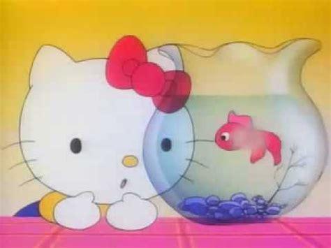 theme song of hello kitty lyrics hello kitty little kitty theme song youtube