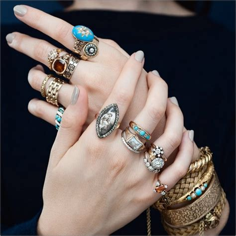 jewelry design instagram my 3 fave instagram feeds for vintage jewelry inspiration