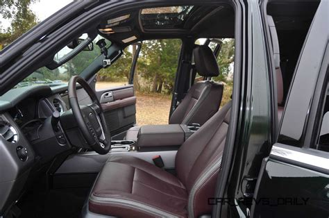 Ford Expedition 2015 Interior by 2015 Ford Expedition Review