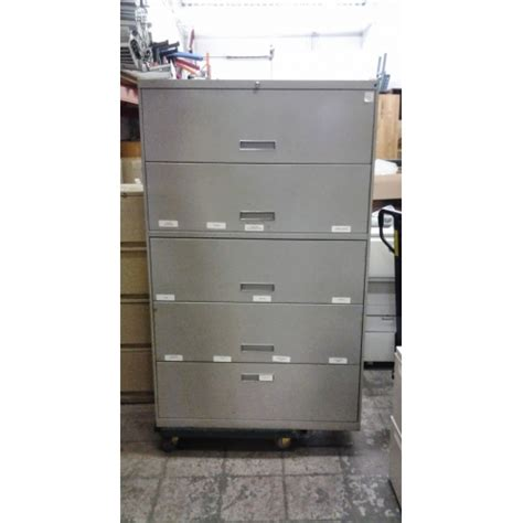 5 drawer locking lateral file cabinet 5 drawer lateral file cabinet flip style drawers grey