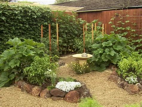 Small Garden Plans | small yards big designs diy
