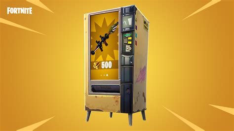 fortnite vending machine fortnite all vending machine locations vg247