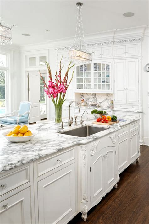 24 sensational white kitchens you must see