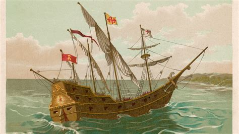 christopher columbus boat found has a columbus ship been found sbs news