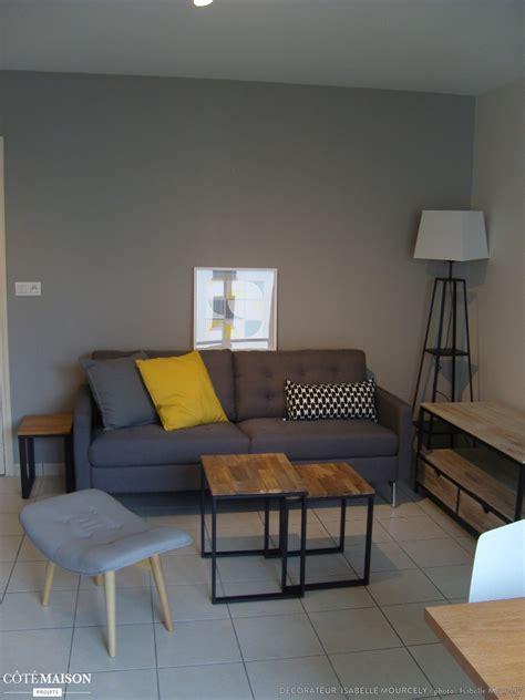 Decoration Interieur Style Industriel by Un Appartement De 40m 178 Dans Un Style Industriel Isabelle