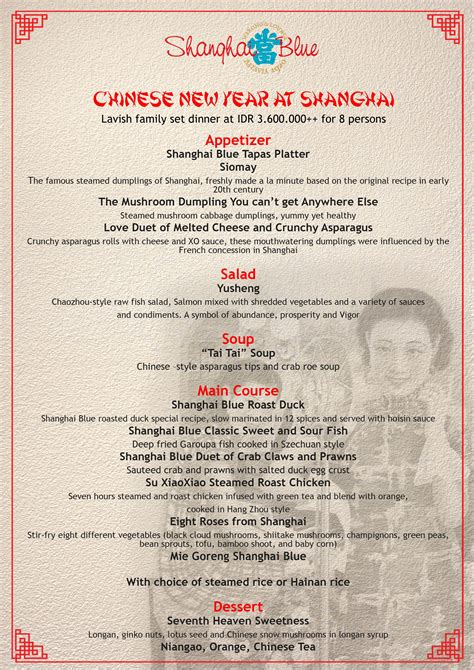 grand shanghai new year menu new year and st s day celebration at