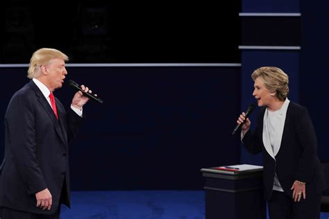 donald trump singing people have turned last night s debate into a hilarious