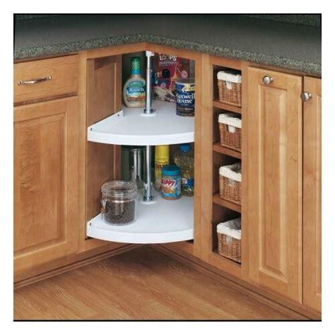 Cabinet Shelf Hardware by Rev A Shelf Lazy Susan 2 Storage Shelves Kitchen Cabinet
