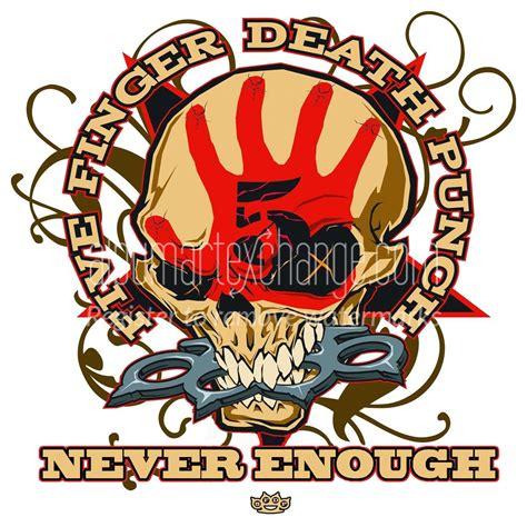 five finger death punch covers album art exchange never enough single by five finger