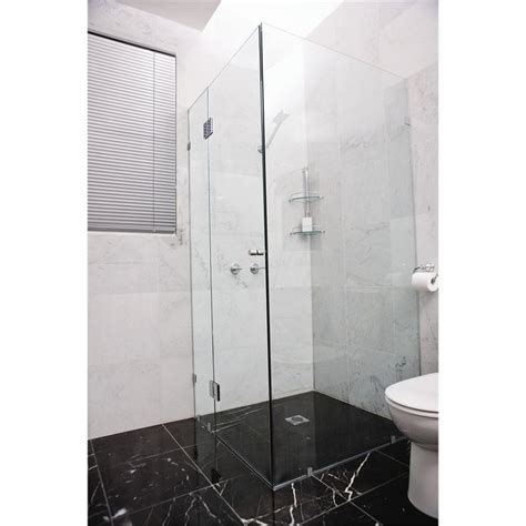 bathroom wall panels bunnings 1000 ideas about glass shower panels on pinterest