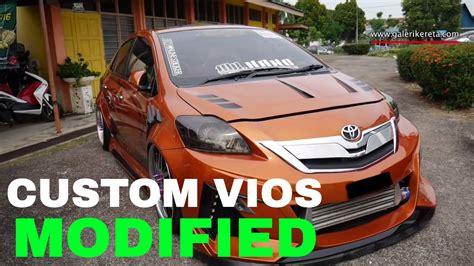 Louhan Kanfa Vip Original Thailand toyota vios vip style autoshow car galeri kereta