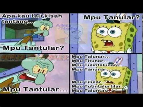meme comic indonesia spongebob funniest meme comic