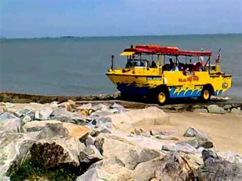 duck boat tours melaka melaka duck tours youtube