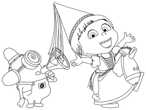 Colouring Pages Of Minions 10 Best Anna Images On Pinterest Top 25 39despicable 239 Coloring Pages