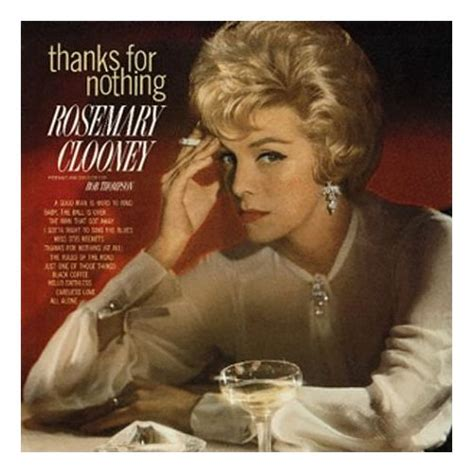 rosemary clooney beautiful brown eyes the rosemary clooney palladium discography