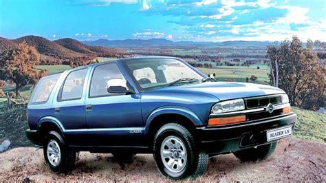 Opel Blazer 1998 Opel Blazer 1997 2003