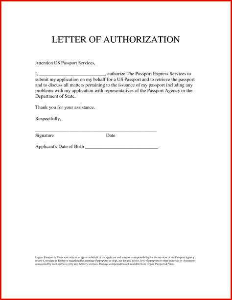 Sle Letter Granting Credit Terms authorization letter sle to process documents 28 images 4 authorization letter for