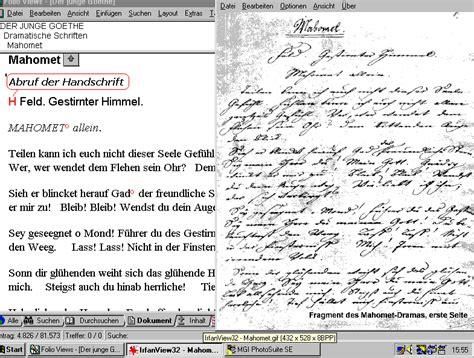 Handgeschriebener Lebenslauf Tabellarisch Oder Text Der Junge Goethe In Seiner Zeit 220 Berblick