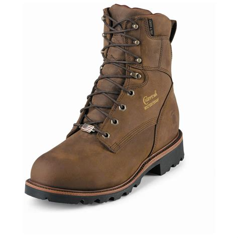 arctic boots for s chippewa 174 8 quot arctic boots bay apache 117767 work