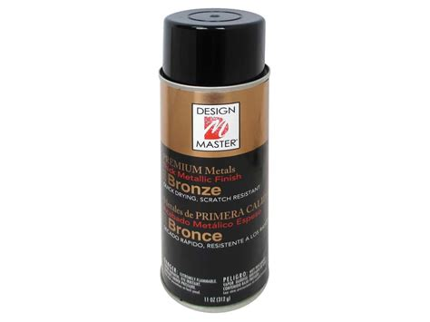 spray painter masters design master metallic spray paint 11 oz bronze ebay