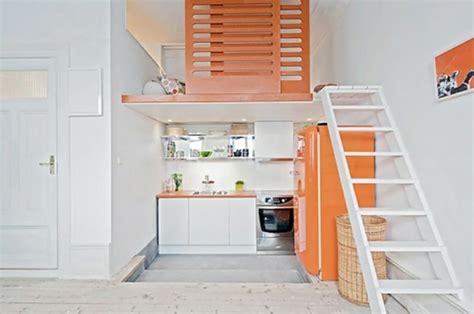id馥 am駭agement cuisine petit espace la kitchenette moderne 233 quip 233 e et sur optimis 233 e