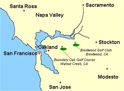 san francisco golf map golf lessons in the east bay area of san francisco