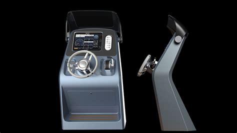 small boat steering console interior design steering console hbd studios