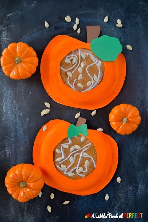 Pumpkin Paper Plate Craft - 267 best autumn activities images on fall