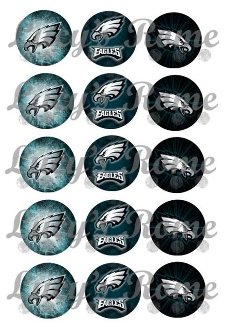 32 best images about nfl bottle cap templates on pinterest