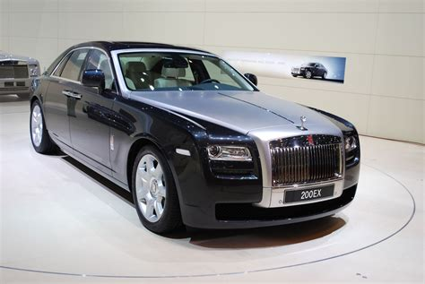 new rolls royce ghost igyst