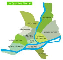 immobilier les quartiers nantais