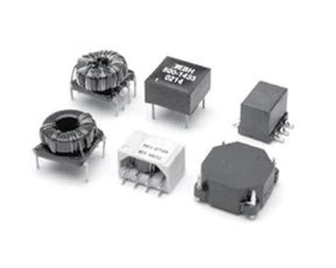 common mode choke dcr common mode chokes bh electronics
