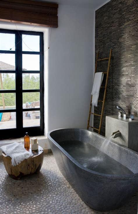bathtub decor ideas 25 rustic bathtub with accents home design