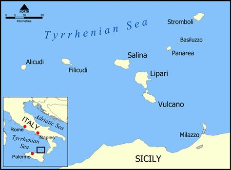 islands map file aeolian islands map png