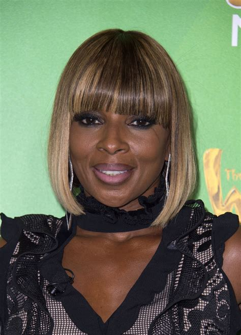 J Blige Hairstyles by J Blige Hairstyles For 2016 Hairstyles