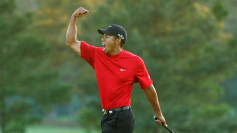 woods a celebration tiger woods edges closer to comeback at the masters golf news sky sports