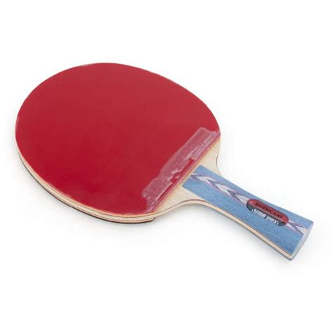 Bat Ping Pong Dhs S4f2 Isi 2 Original new dhs hurricane ii tournament ping pong paddle table