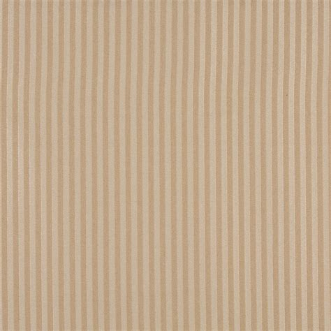 tan upholstery fabric beige and tan two toned stripe upholstery fabric by the