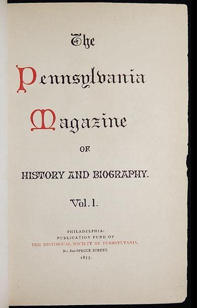 the pennsylvania magazine of history and biography 1917 vol 41 classic reprint books the pennsylvania magazine of history and biography vol 1
