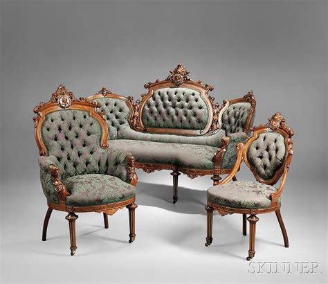 European Couches by European Furniture Decorative Arts Sale 2740b