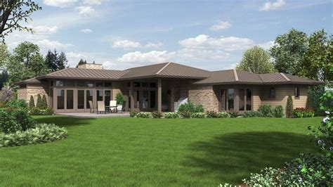 modern rancher 10 ranch house plans with a modern feel