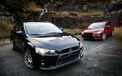 black mitsubishi lancer mitsubishi lancer 2013 black wallpaper