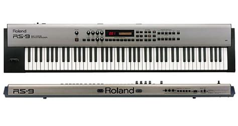 Keyboard Roland D5 roland rs9 wikizic