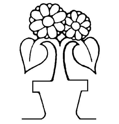 coloring pictures of flowers and trees plants to color