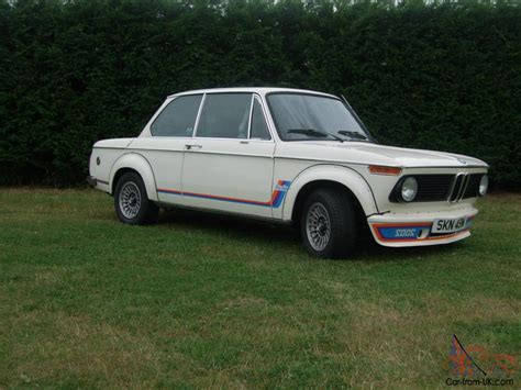 bmw car made bmw 2002 turbo made damaged salvage repairable